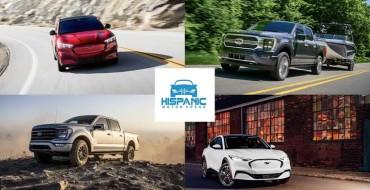 Ford F-150, Mustang Mach-E Win Hispanic Motor Press Awards