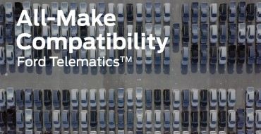 Ford Rolls Out Telematics Support to All Vehicles