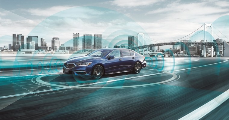 Honda Begins Rolling Out Level 3 Automated Driving