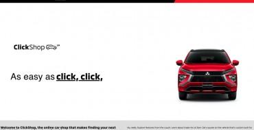 Mitsubishi Debuts ClickShop Digital Showroom