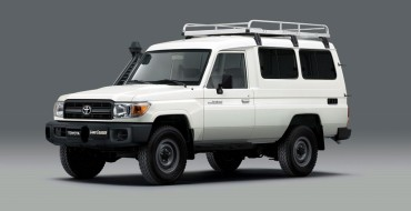 This Toyota Land Cruiser Has a Fridge for COVID Vaccines