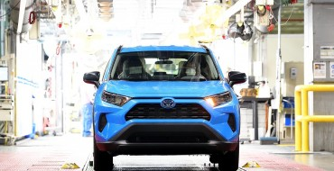 13th Million Toyota Rolls Off Kentucky Assembly Line