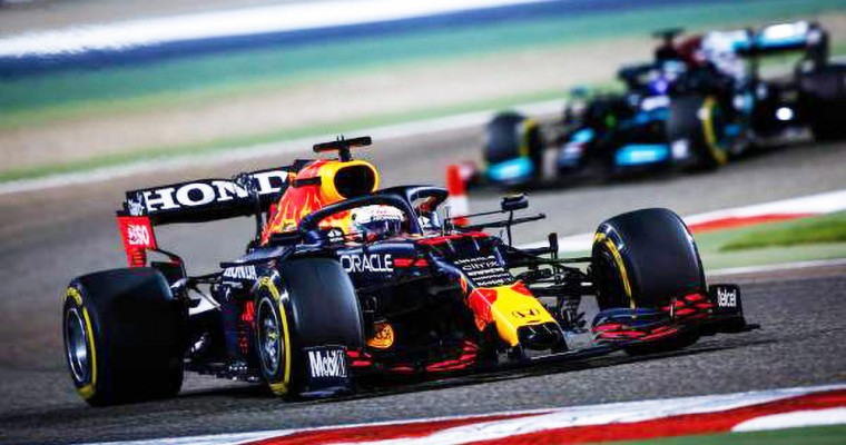 Lewis Hamilton Wins 2021 Bahrain Grand Prix