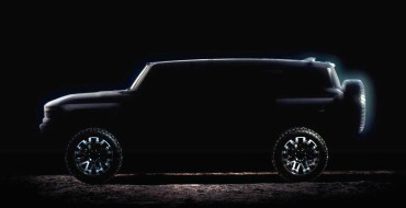 GMC Hummer EV SUV to Debut in Early April