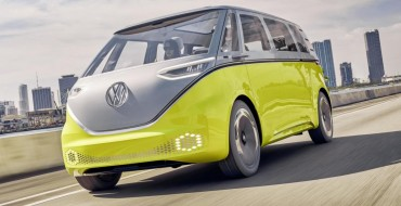 Volkswagen's Electric Microbus Finally Coming in 2022