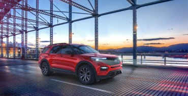 There's Now a 2021 Ford Explorer Enthusiast ST