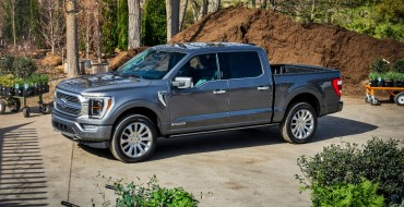 Ford F-150, Ranger Scoop KBB 5-Year Cost to Own Awards