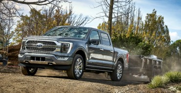 Ford Grabs Semiconductor Chip Supply for Unfinished Trucks