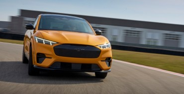 2021 Ford Mustang Mach-E Makes Wards 10 Best List for Propulsion Systems
