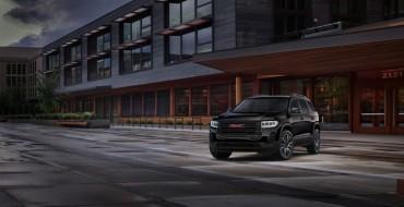 US News Names 2021 GMC Acadia One of the Safest Midsize SUVs