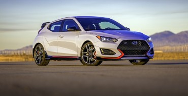 2021 Hyundai Veloster N Overview