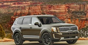U.S. News Says Kia Telluride is Best 3-Row SUV for Families