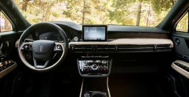 Lincoln Corsair Nabs Second Straight Autotrader Interior Award