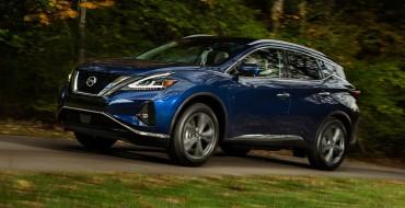 2021 Nissan Murano Wins IIHS Top Safety Pick+ Designation
