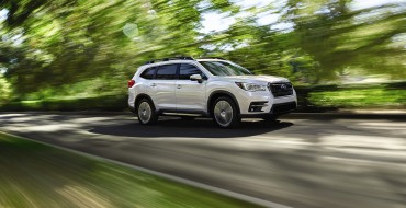 Subaru Scores Four Awards From PARENTS