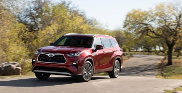 Toyota Canada Reports Record March Sales