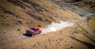 2021 Ram 1500 TRX Is the Official Winter Truck of New England