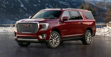 2021 GMC Yukon Denali is the Rocky Mountain SUV of the Year