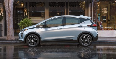 2022 Chevrolet Bolt EV Overview