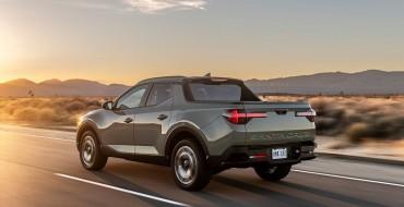 [PHOTOS] The Wait Is Over — Here's the 2022 Hyundai Santa Cruz