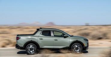 Here's How Much the 2022 Hyundai Santa Cruz Pickup Will Cost