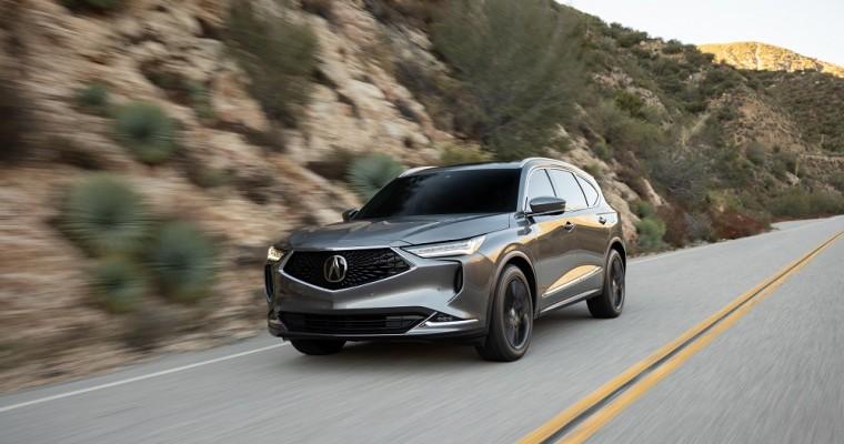 Honda, Acura Set New March Sales Record