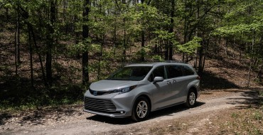 Toyota Sienna Woodland Edition is a Lifted Minivan
