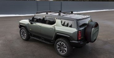 New Tech Turns GMC Hummer EV SUV Into Off-Road Monster