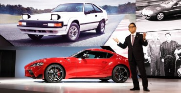 Akio Toyoda Named 2021 World Car Person of the Year