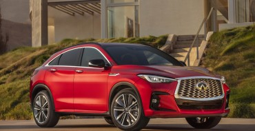 5 Cool Features on the 2022 Infiniti QX55
