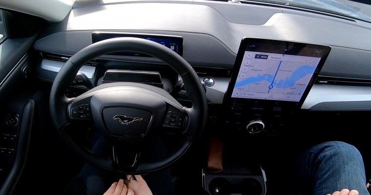 Ford Hands-Free System Now Called BlueCruise