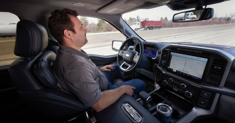 Ford Tested BlueCruise on 'Mother of All Road Trips'