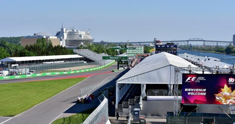 Canadian Grand Prix on the Rocks for 2021 F1 Season