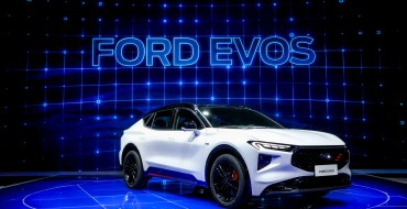 So the Ford EVOS Looks Kinda Nice, Huh