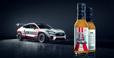Ford, Hot Ones Make Mustang Mach-E Hot Sauce (Kind Of)
