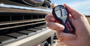 Ford Now Offering Warn Winch on More Super Duty Trucks