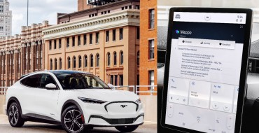 Ford First to Offer Mappo Through SYNC 3, SYNC 4