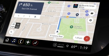 GM Adds In-Vehicle Navigation App for 2018 and Newer Models