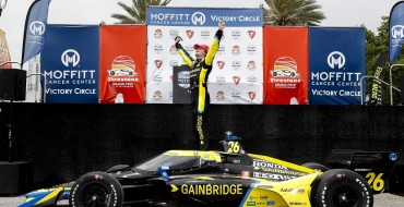 Colton Herta Becomes Youngest Ever IndyCar Race Winner