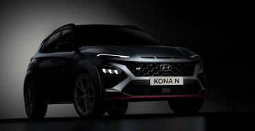 2022 Hyundai Kona N Promises High-Powered Driving Bliss