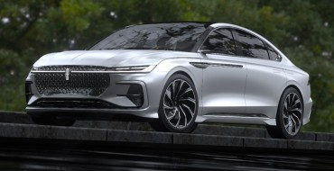 Lincoln Reveals Zephyr Reflection Concept in Shanghai