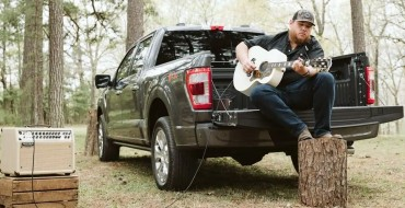Luke Combs, Ford F-150 Tag-Teaming Again at ACM Awards