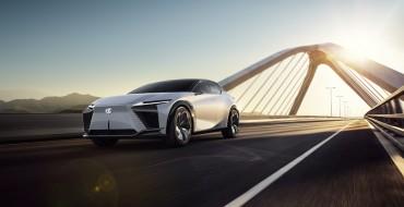 Meet the Lexus LF-Z Electrified Concept
