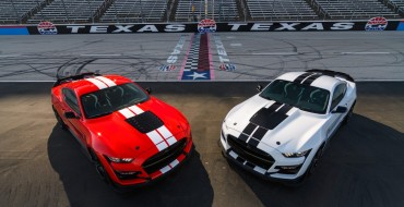 Mustang Shelby GT500 Gets Four New Carbon Fiber Parts