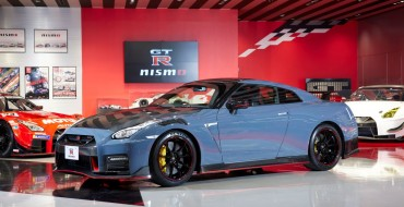 Nissan GT-R NISMO Special Edition Debuts This Fall
