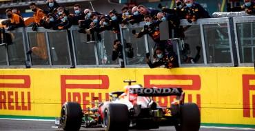What Makes the 2021 Honda F1 Engine So Good?