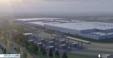 GM Announces Second Ultium Battery Cell Plant