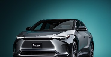 Toyota Takes the Wraps Off First All-Electric SUV