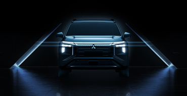 Mitsubishi Teases All-New Airtrek SUV Headed for China