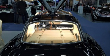 A Brief History of the Gull-Wing Door